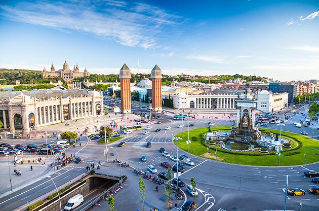 center-of-barcelona-Center Of Barcelona