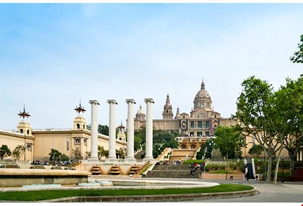 Museum Nacional d'Art de Catalunya, Barcelona