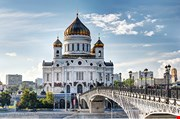 cathedral-of-christ-the-saviour-moscow-Cathedral Of Christ The Saviour Moscow