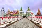 izmailovsky-kremlin-moscow-Izmailovsky Kremlin Bridge Moscow
