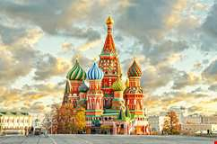 Must visit in Moscow