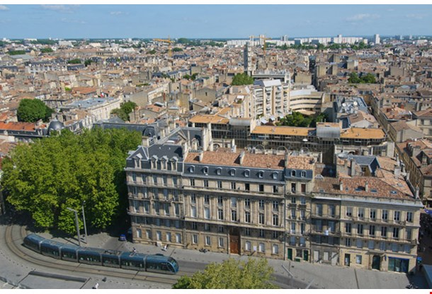 Bordeaux Panorama