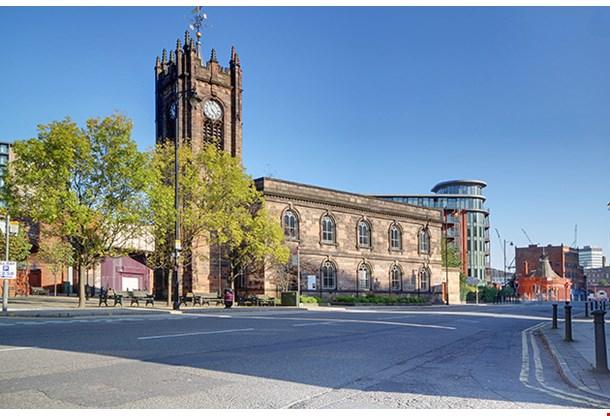 Sacred Trinity Church Manchester