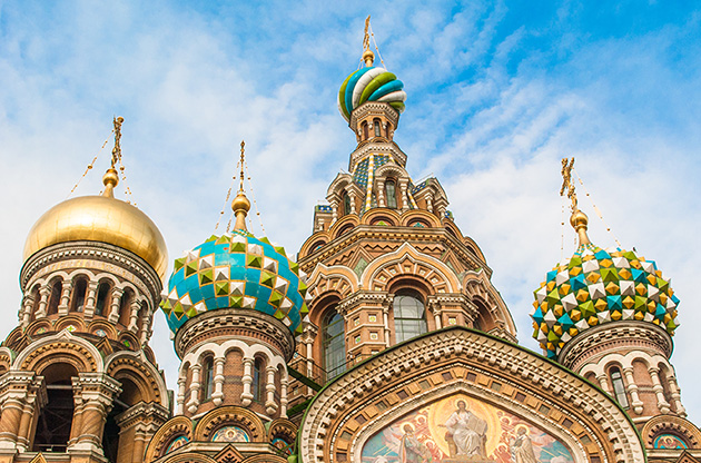 the-church-of-the-savior-on-spilled-blood-The Church Of The Savior On Spilled Blood