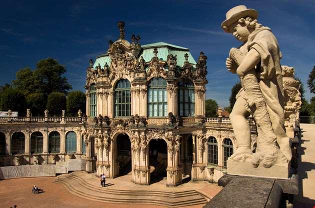 der-dresdner-zwinger-palace-Der Dresdner Zwinger Palace