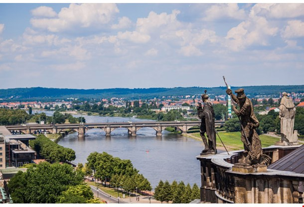 Huge Panorama Dresden