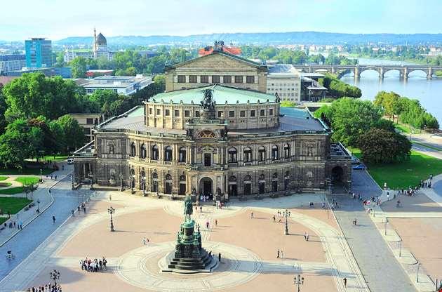 semper-opera-house-dresden-Semper Opera House Dresden