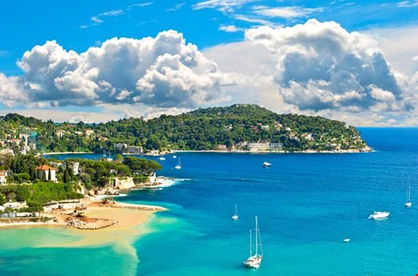 Bay Of Cote d Azur Nice