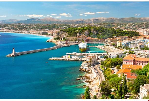 Nice Mediterranean Resort Cote D Azur