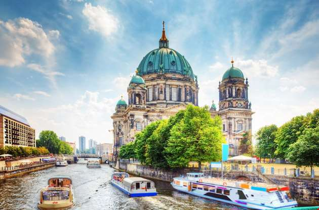 berlin-cathedral-german-berliner-dom-Berlin Cathedral German Berliner Dom