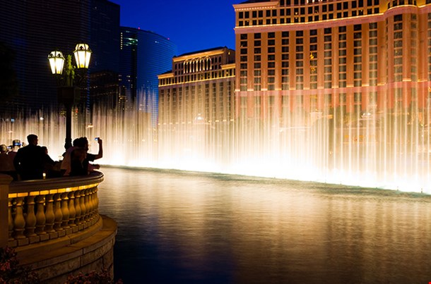 Fountains Las Vegas