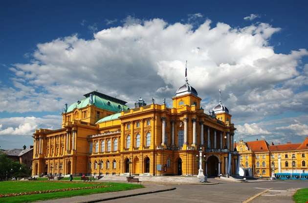 croatian-national-theater-Croatian National Theater