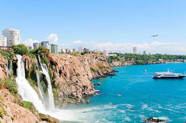 duden-waterfall-inn-antalya-turkey-Duden Waterfall Inn Antalya Turkey