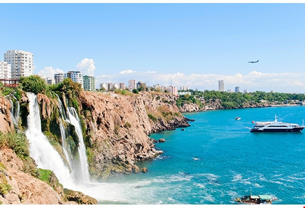 Duden Waterfall Inn Antalya Turkey