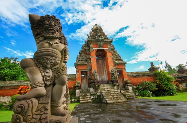 Taman Ayun Temple is a Royal Temple Of Mengwi Empire