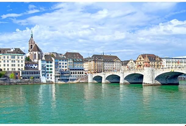 City Of Basel Switzerland