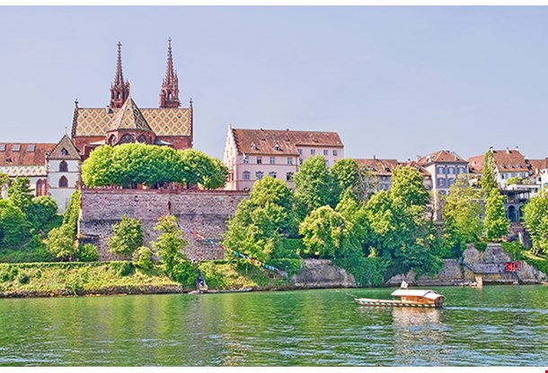 Look On Basel Switzerland