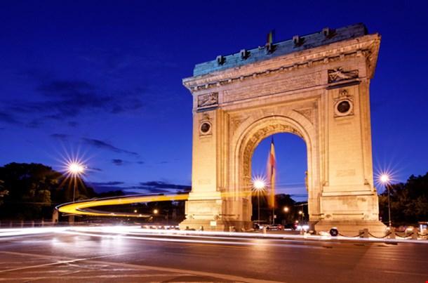 Arc De Triumph Bucharest