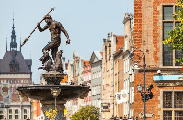 poland-gdansk-city-in-pomerania-region-Poland Gdansk City In Pomerania Region