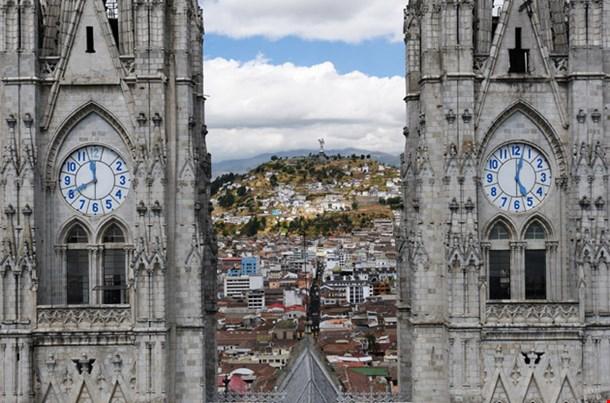 Quito the Capital of Ecuador