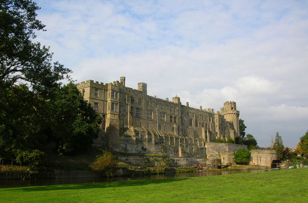 Warwick Castle Mags